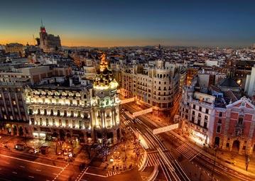 Madrid <span style='text-transform: none'>(Callao)</span>