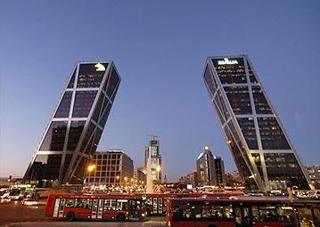 Madrid <span style='text-transform: none'>(Plaza Castilla)</span>